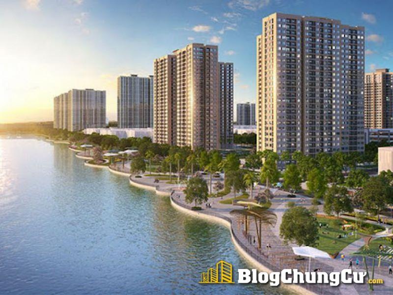 Chủ nhân chung cư The Empire Vinhomes Ocean Park 2 được hưởng môi trường sống xanh – sạch – đẹp