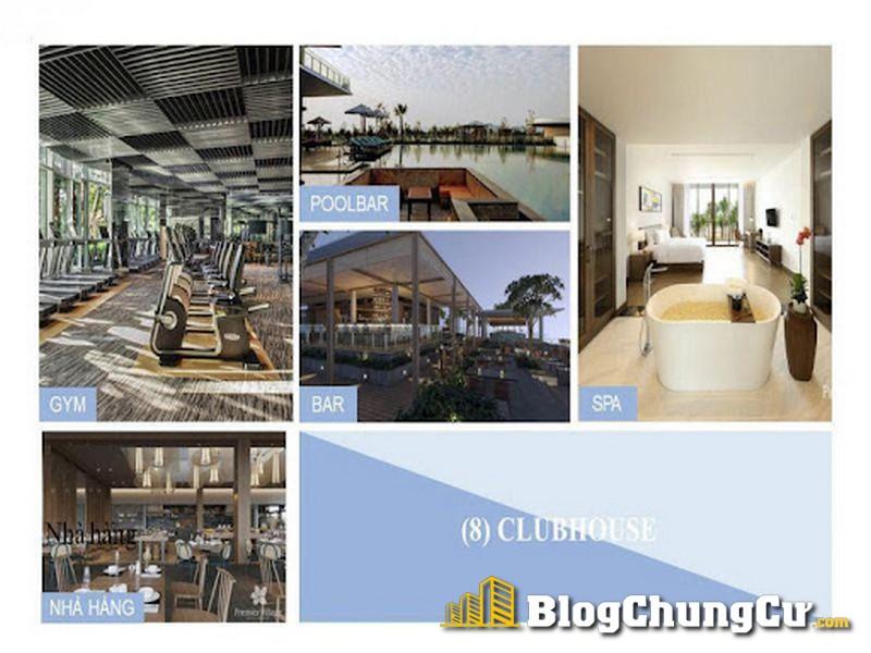 Clubhouse 5 sao là đặc quyền dành cho cư dân Sun Grand City Feria