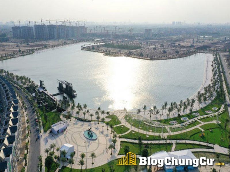 Hồ nước ngọt nhân tạo Vinhomes Ocean Park