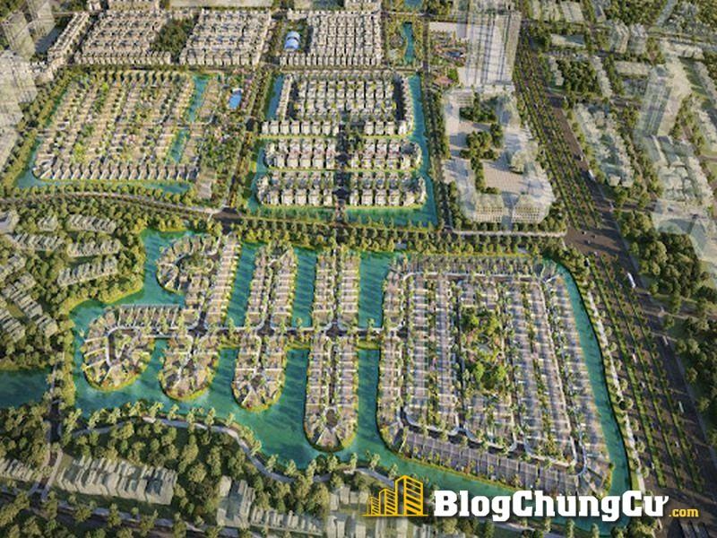 Liền kề là sản phẩm trọng tâm của siêu dự án The Empire Vinhomes Ocean Park 2