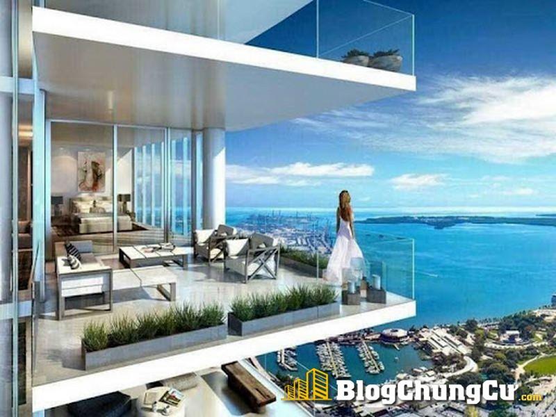 """Mỗi căn hộ Sun Marina Town giống như một """"siêu du thuyền trên không"""""""