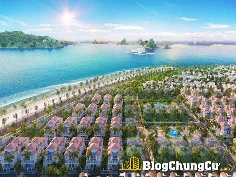 Phân khu Calvia dự án Sun Grand City Feria Hạ Long