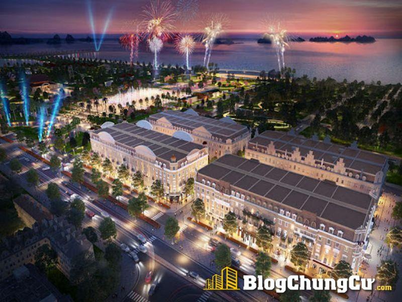 Quảng trường Sun Carnival Plaza Hạ Long
