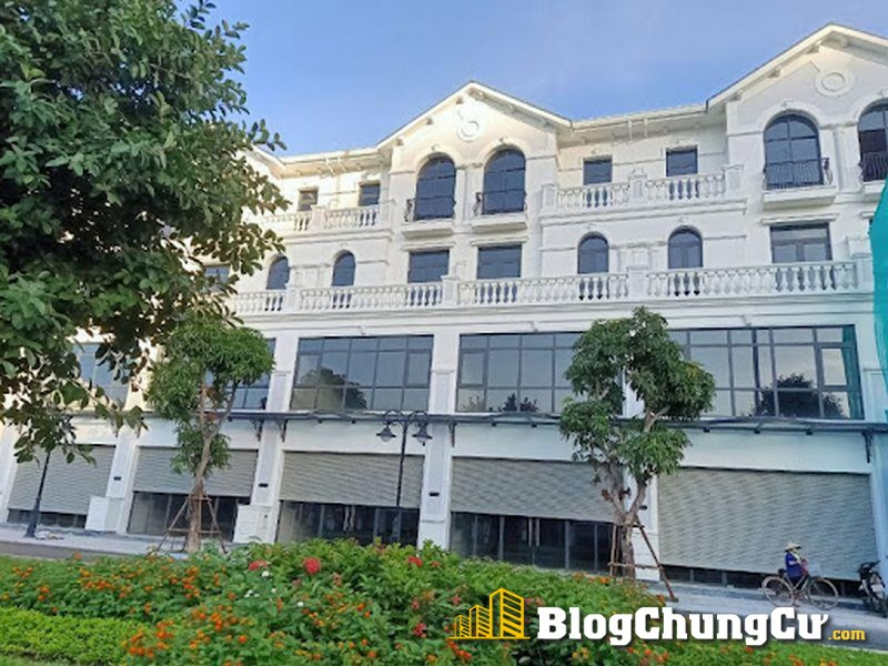 Shophouse Ngọc Trai Vinhomes Ocean Park