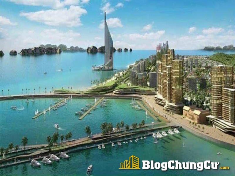 Sun Grand Marina tọa lạc tại nơi có tiềm năng cao về du lịch