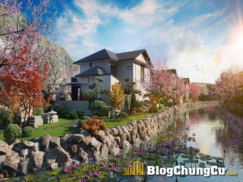Sun Onsen Village Limited Edition – biệt thự nghỉ dưỡng phong cách Nhật Bản