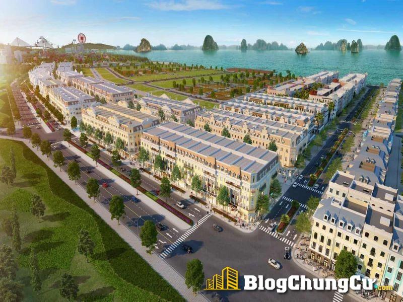 Sun Plaza Grand World ôm trọn đường lớn Hạ Long