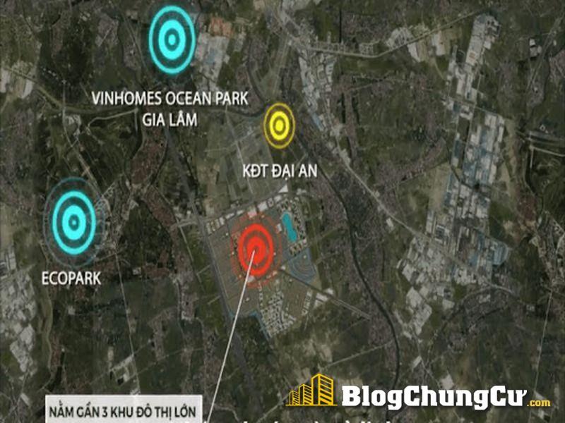 The Empire Vinhomes Ocean Park 2 Hưng Yên gần 3 khu đô thị lớn