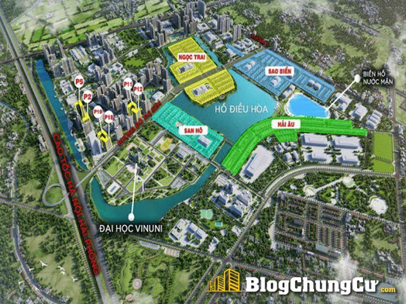 Vinhomes Ocean Park tọa lạc tại cửa ngõ phía Đông Hà Nội
